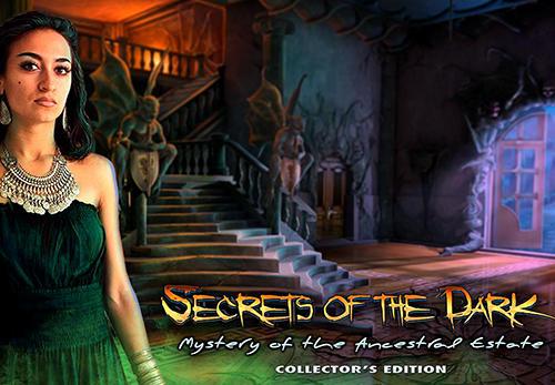 Secrets of the dark: The ancestral estate captura de pantalla 1