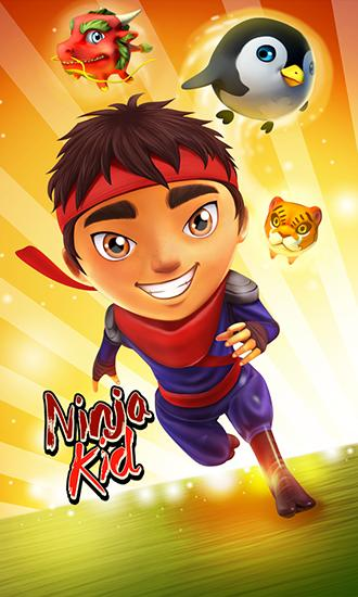 Capturas de tela de Ninja kid run