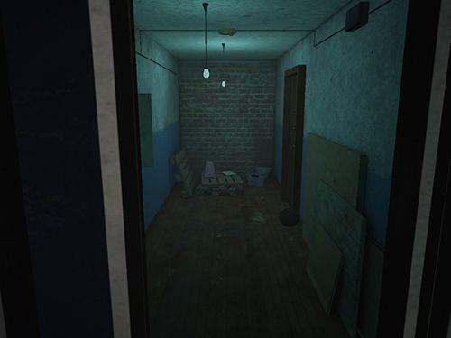 Screenshot Der geheime Aufzug auf dem iPhone