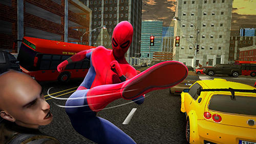 Super heroes mania pour Android