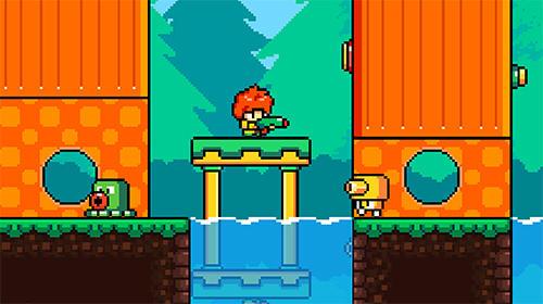 Rumble squad: Pixel game скриншот 2
