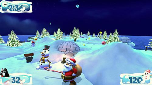 Santa's vacation für Android