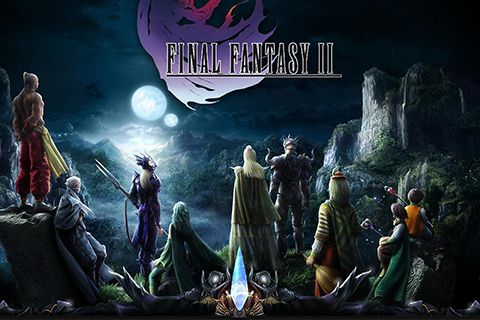 logo Final Fantasy 2