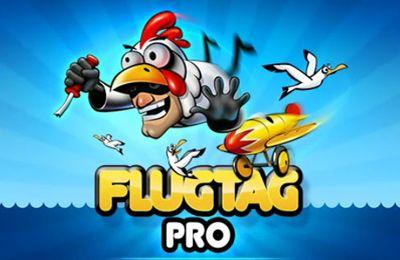 логотип Курячий Політ
