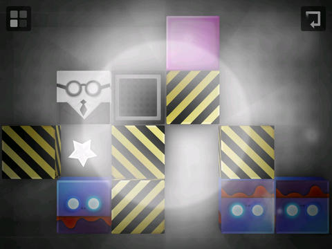 Gravity blocks: The last rotation для Айфону