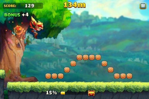 Jogos de arcade: faça o download de Corrida por tesouro! para o seu telefone