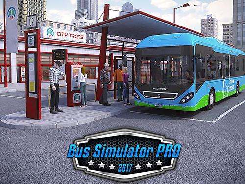Bus simulator pro 2017 capture d'écran 1