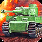 Tank fighter league 3D Symbol