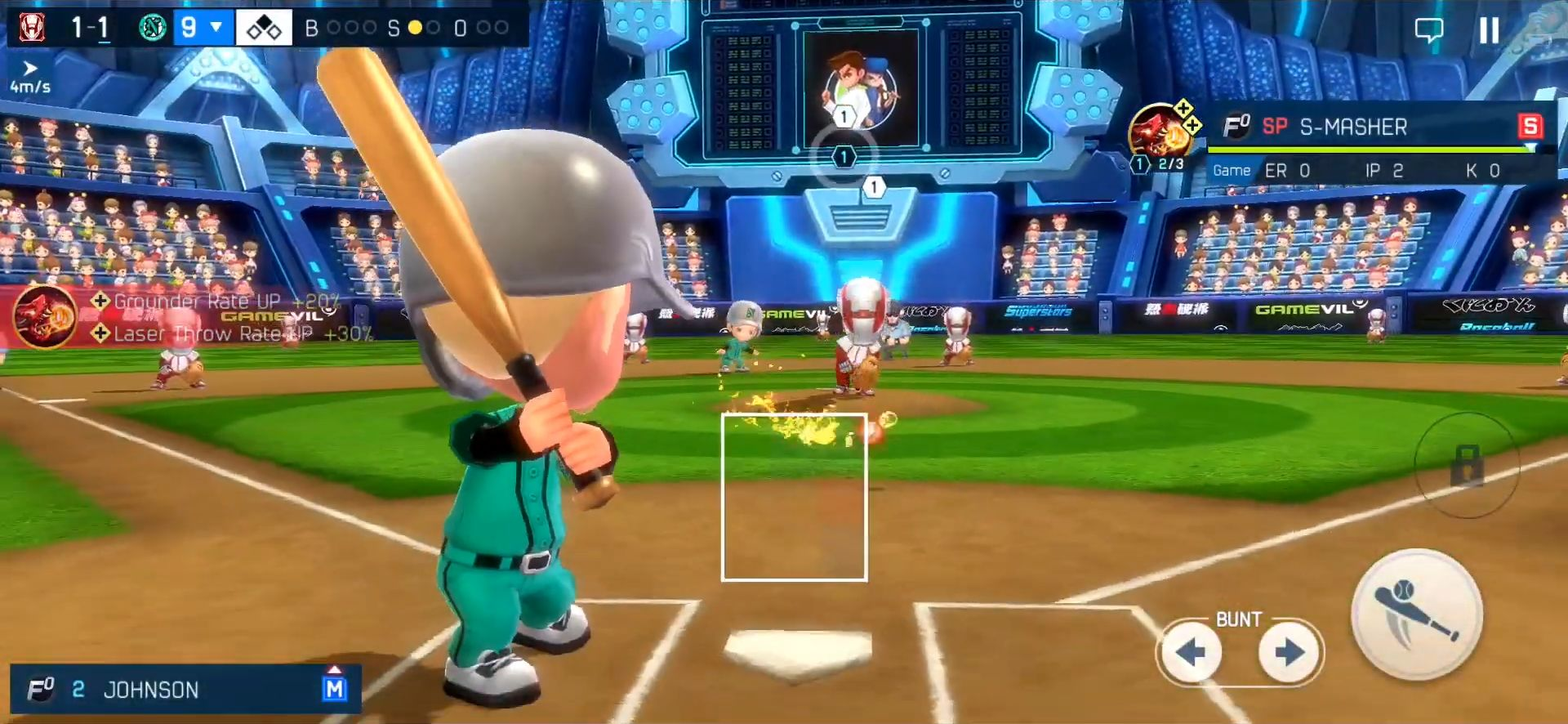 Baseball Superstars 2020 pour Android