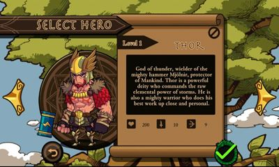 Thor Lord of Storms für Android