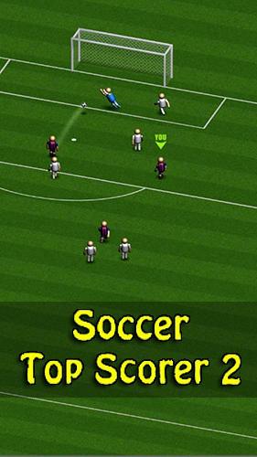 Soccer: Top scorer 2 Screenshot