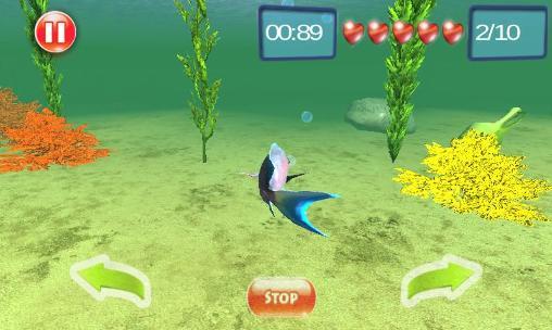 Underwater world adventure 3D für Android