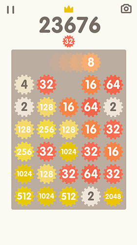 2048 bricks für Android