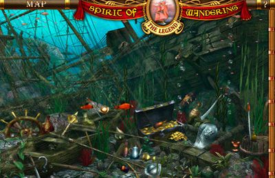 Adventure games: download Spirit of Wandering - The Legend to your phone