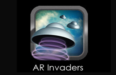 logo AR Invaders Xappr Edition. 2012