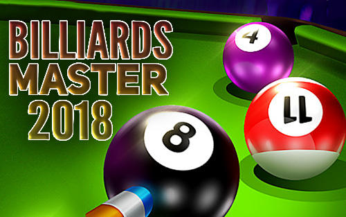 Billiards master 2018 captura de tela 1