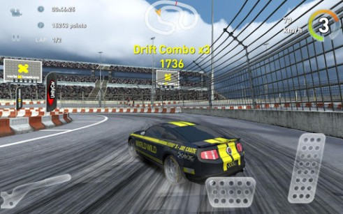 Carreras Real drift car racing para teléfono inteligente