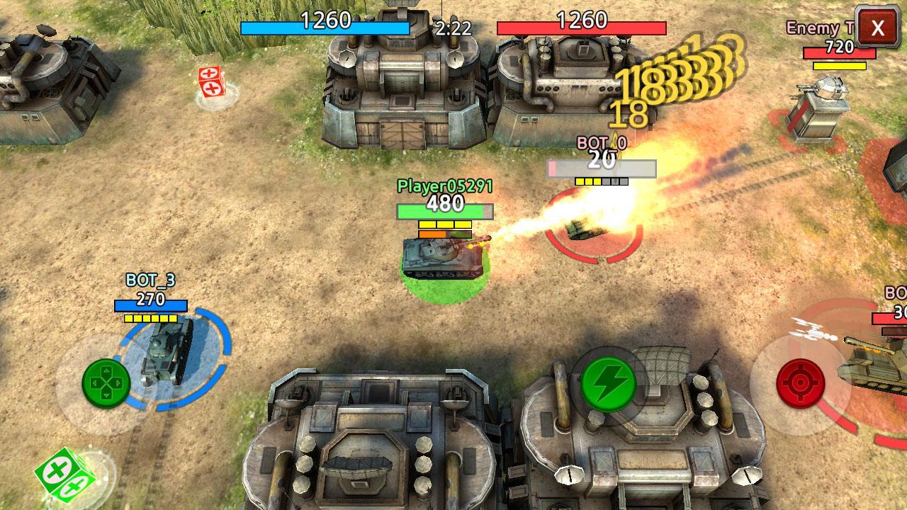 Battle Tank2 pour Android