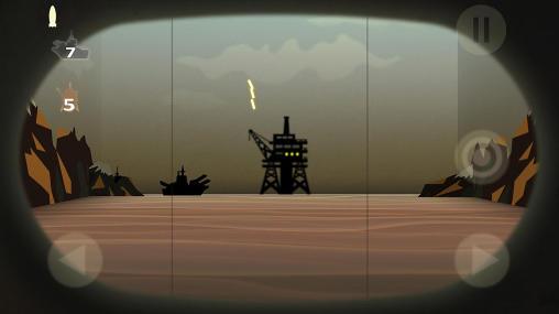 Real sea battle screenshot 2