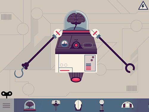 Simulator-Spiele: Lade Die Roboterfabrik auf dein Handy herunter