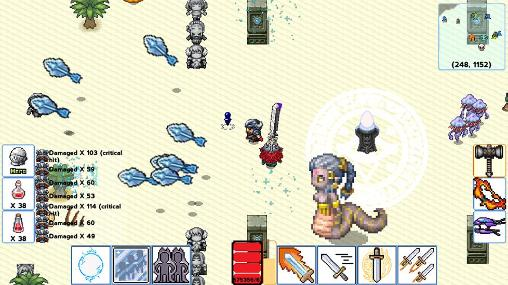 Dawn of warriors für Android