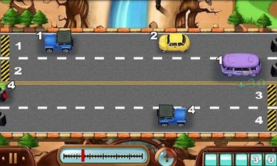 Car Conductor Traffic Control pour Android