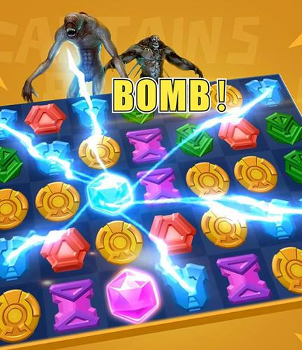Arcade Captains and puzzles für das Smartphone