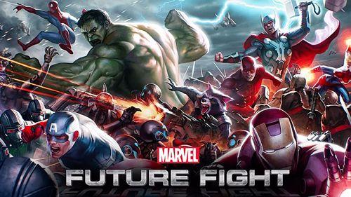 logo Marvel: Kampf der Zukunft