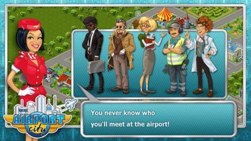 L'Aéroport City pour iPhone gratuitement