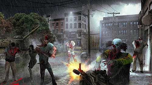 Zombie hunter: Post apocalypse survival games para Android