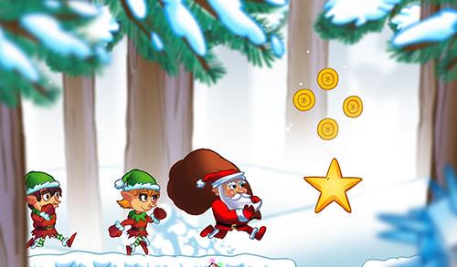 Feste The Christmas journey gold auf Deutsch