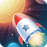 Idle rocket: Aircraft evolution and space battle Symbol