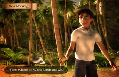 Stranded: Escape White Sands for iPhone for free