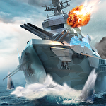 Pacific warships: Epic battle icône