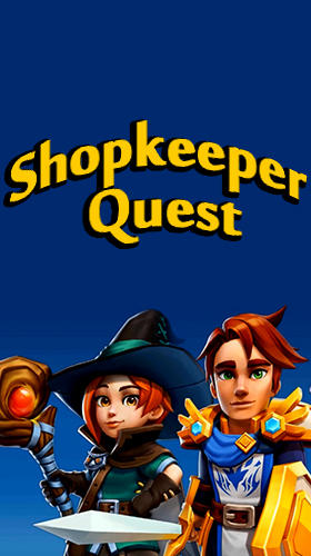 Shopkeeper quest скриншот 1