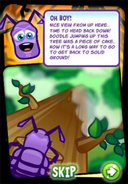 Bicho en la jungla para iPhone