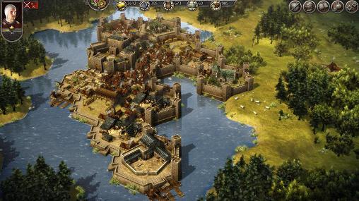 Online Total war battles: Kingdoms für das Smartphone