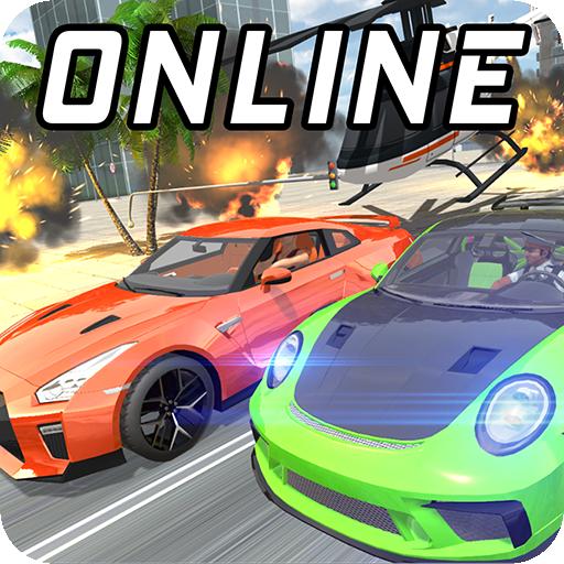 City Crime Online ícone
