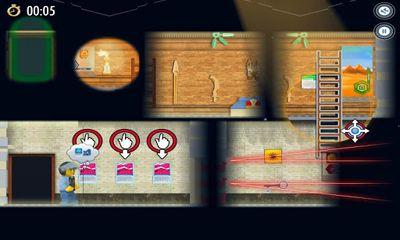 LEGO City Spotlight Robbery Screenshot