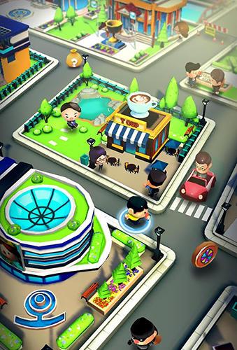 Nettworth: Life simulation game auf Deutsch