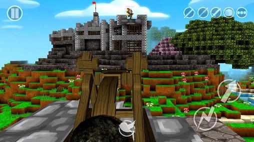 Juegos de píxeles Castle crafter en español