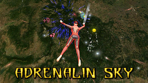 Adrenalin sky Screenshot