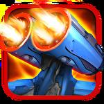 Tower defense: Battlefield Symbol