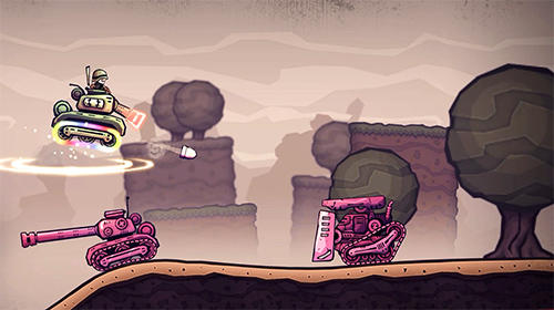 Jump and destroy screenshot 1