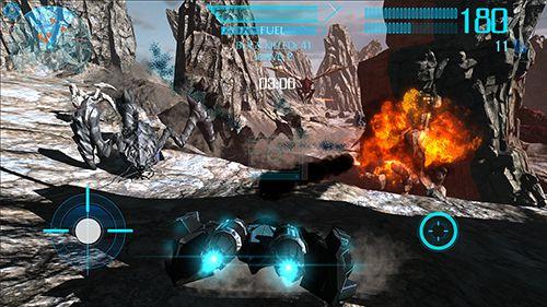 Osiris: Schlachtfeld für iPhone