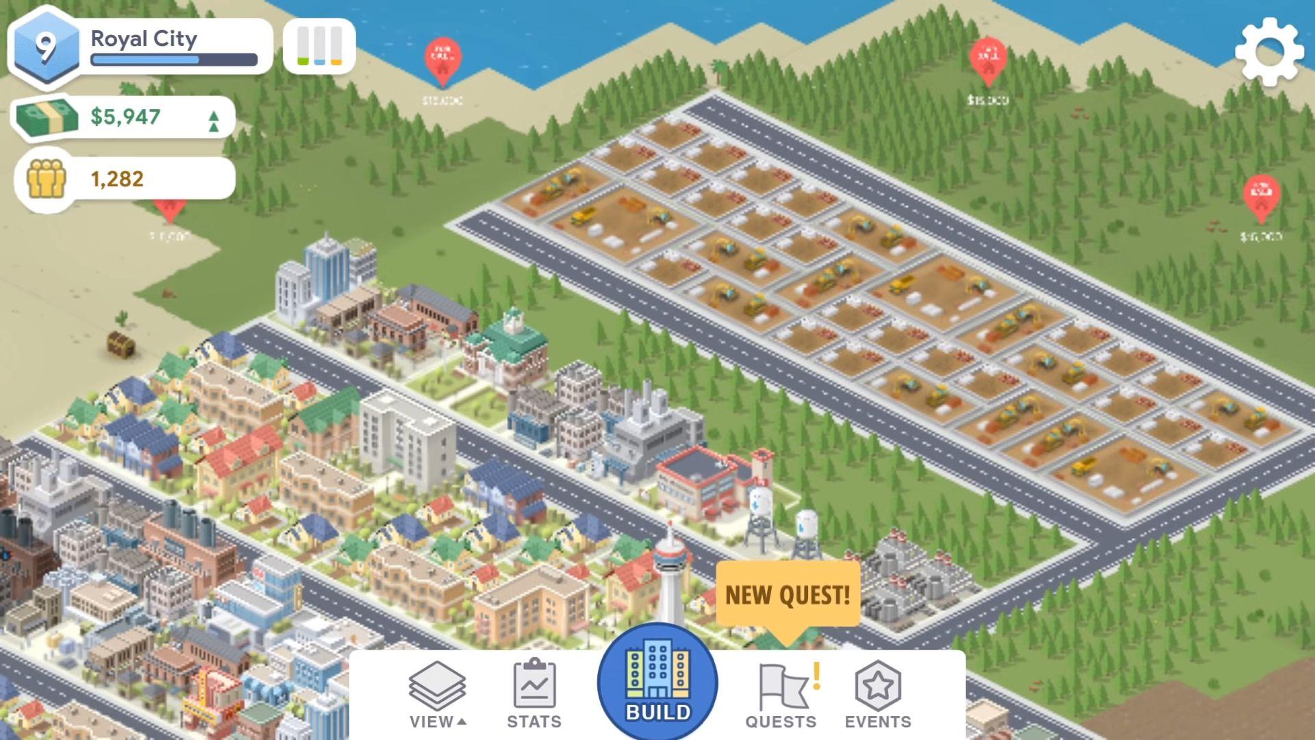 Pocket City скріншот 1