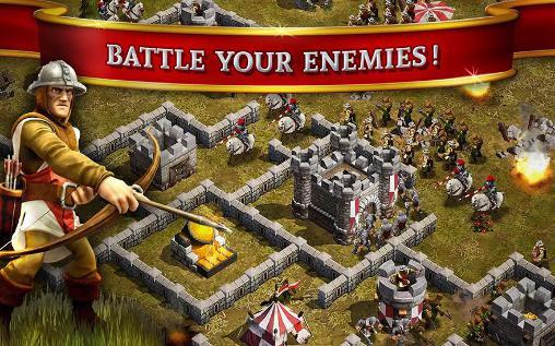 Онлайн стратегии Battle ages на русском языке