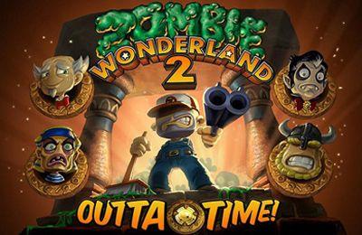 logo Zombie - Wunderland 2