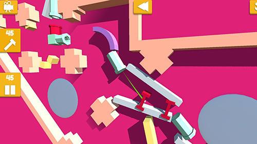 Logique Buildme: The 3D build puzzle game pour smartphone