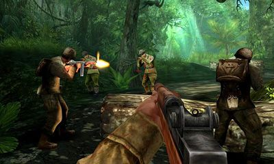 Brothers in Arms 2 Global Front HD for Android